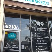 Massage parlors near lax