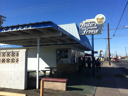 Fosters Freeze El Centro, CA, United States | Yelp