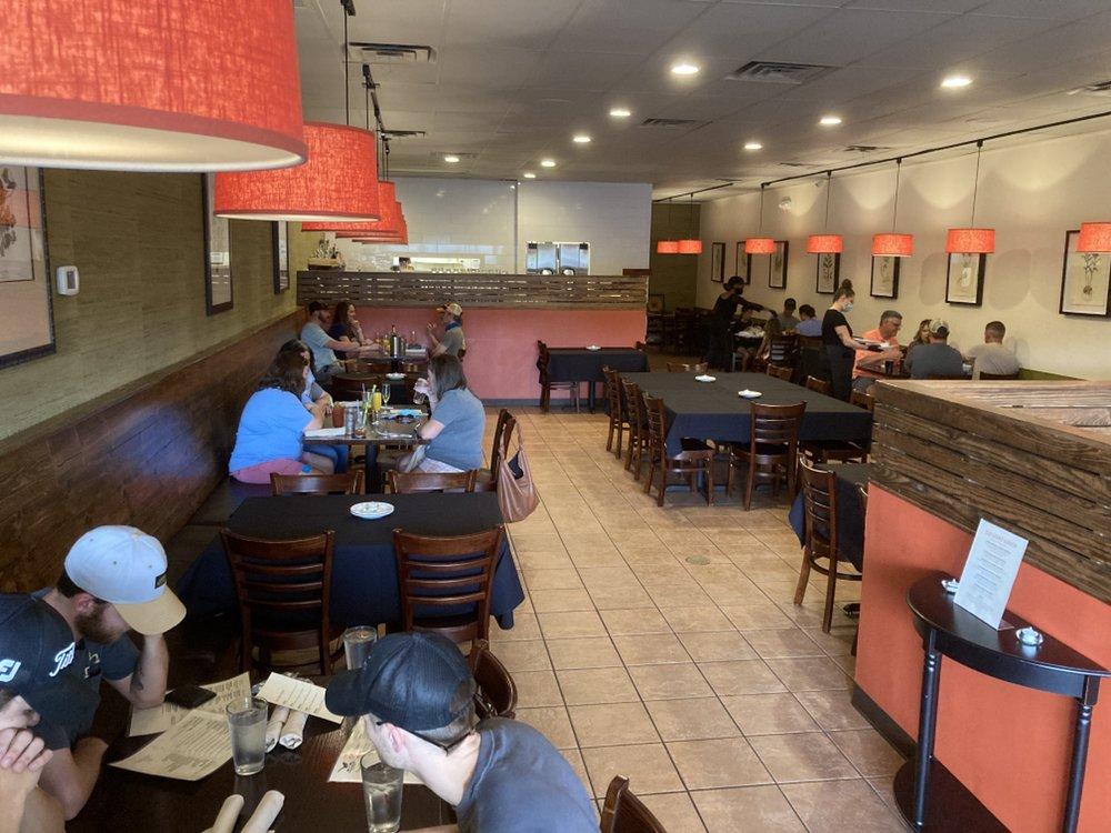 Mockingbird Kitchen: 1466 N College Ave, Fayetteville, AR