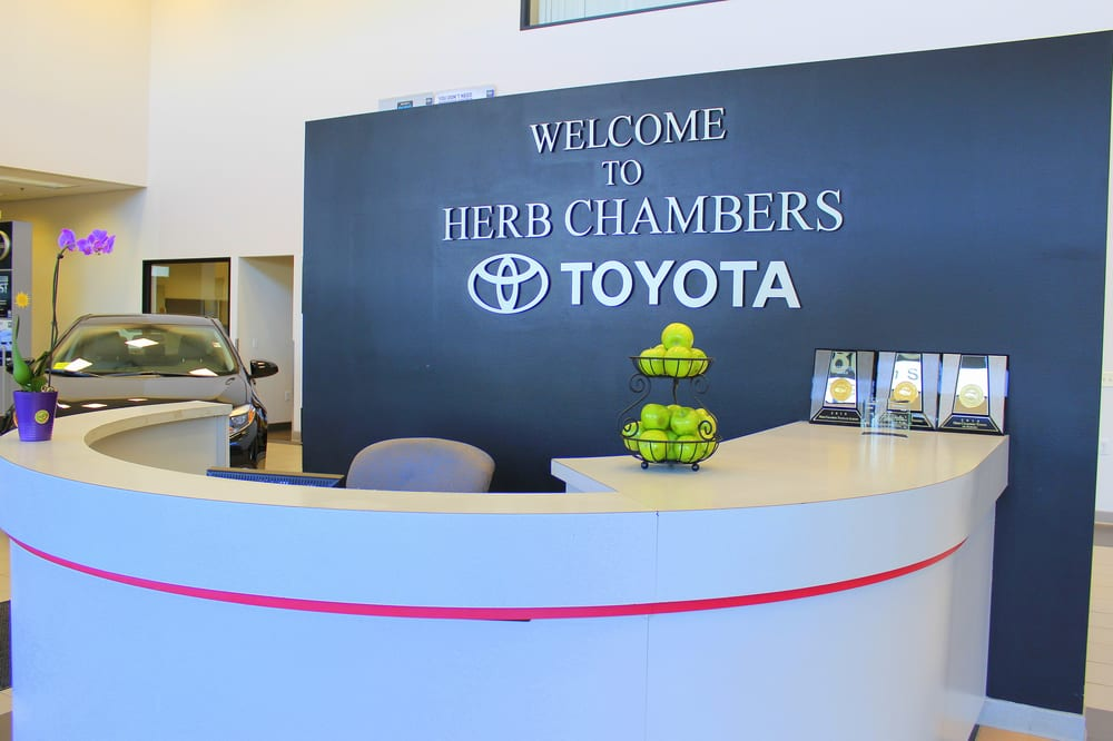Herb Chambers Auburn >> Herb Chambers Toyota Scion Of Auburn Yelp