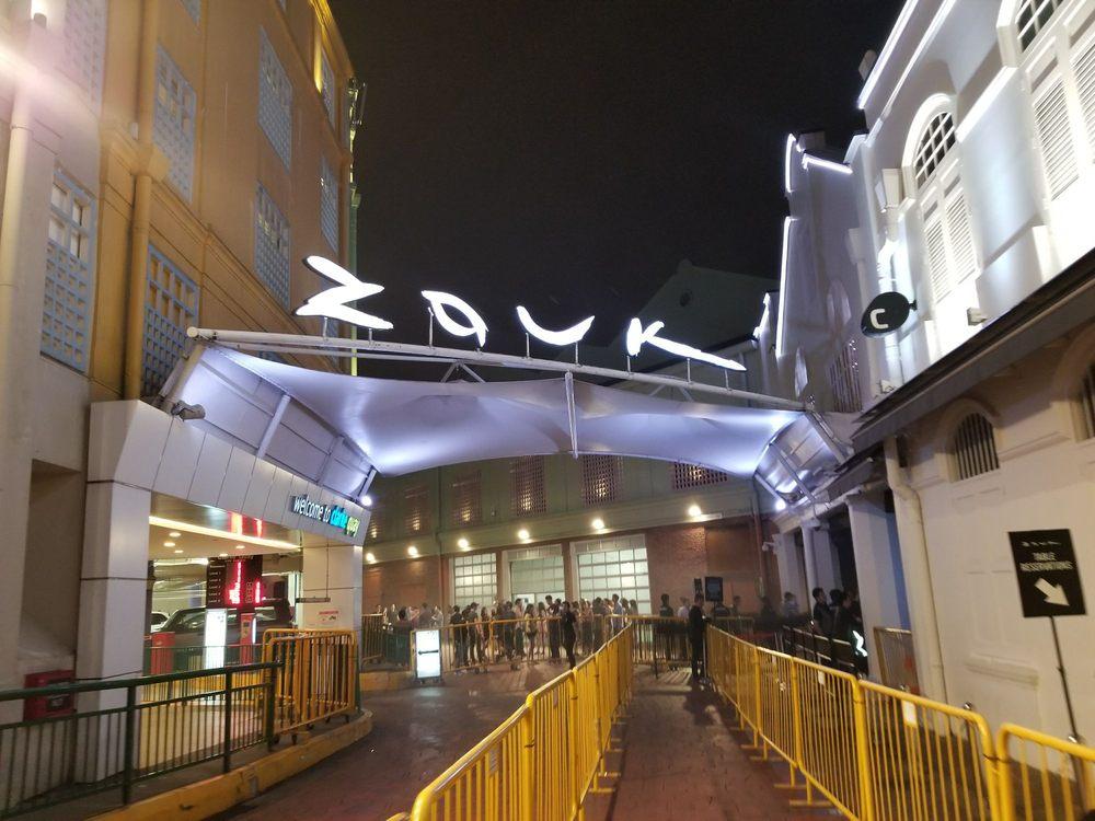 Zouk Singapore Singapore
