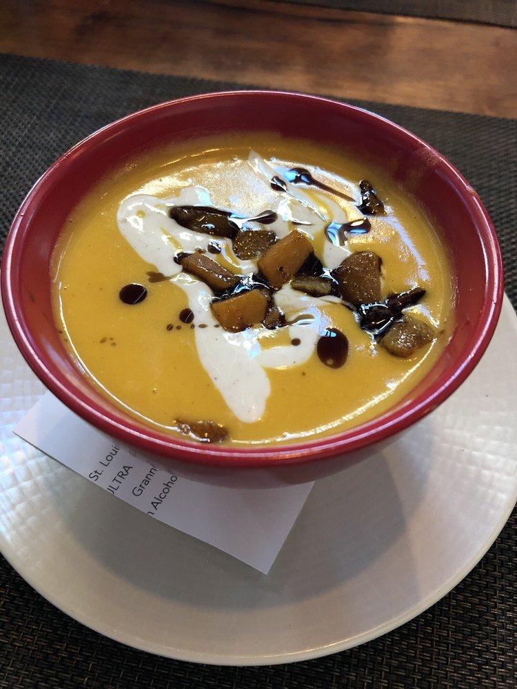 Photo Of WP Kitchen + Bar   Charlotte, NC, United States. Squash Soup