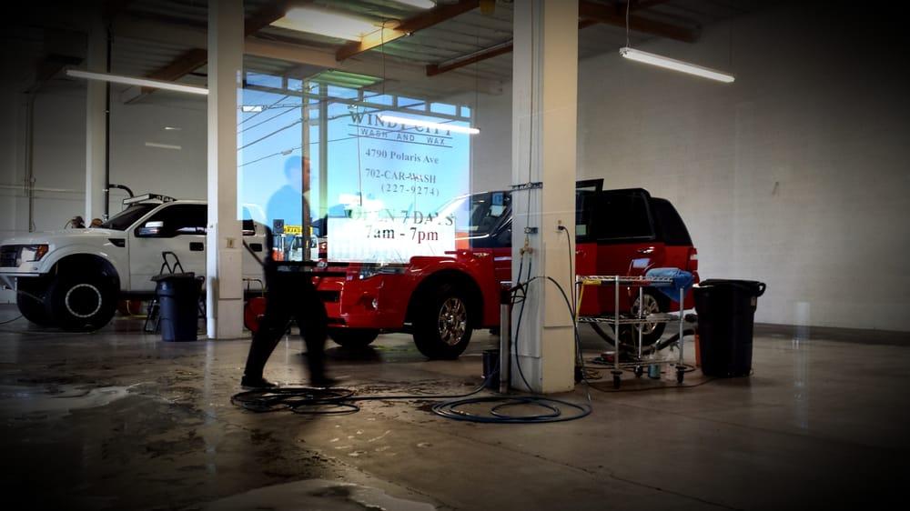 Windy City Car Wash Las Vegas