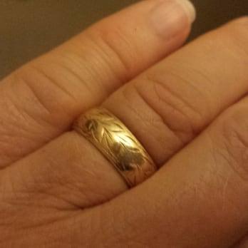 Photo Of Me Ke Aloha Honolulu Hi United States Custom Wedding Ring