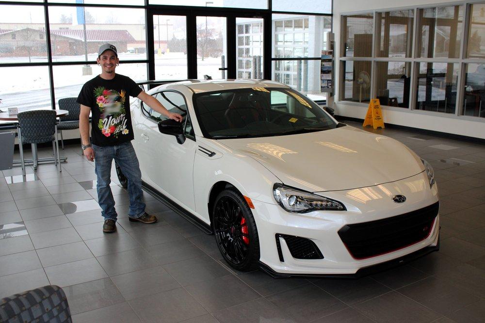 Steve Moyer Subaru: 201 S Centre Ave, Leesport, PA