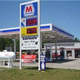 Marathon Gas - Adrian's Sport Shop - Gas Stations - 335 N Bradley
