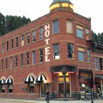 Photo Of The Historic Fairmont Hotel Oyster Bay Bar Deadwood Sd