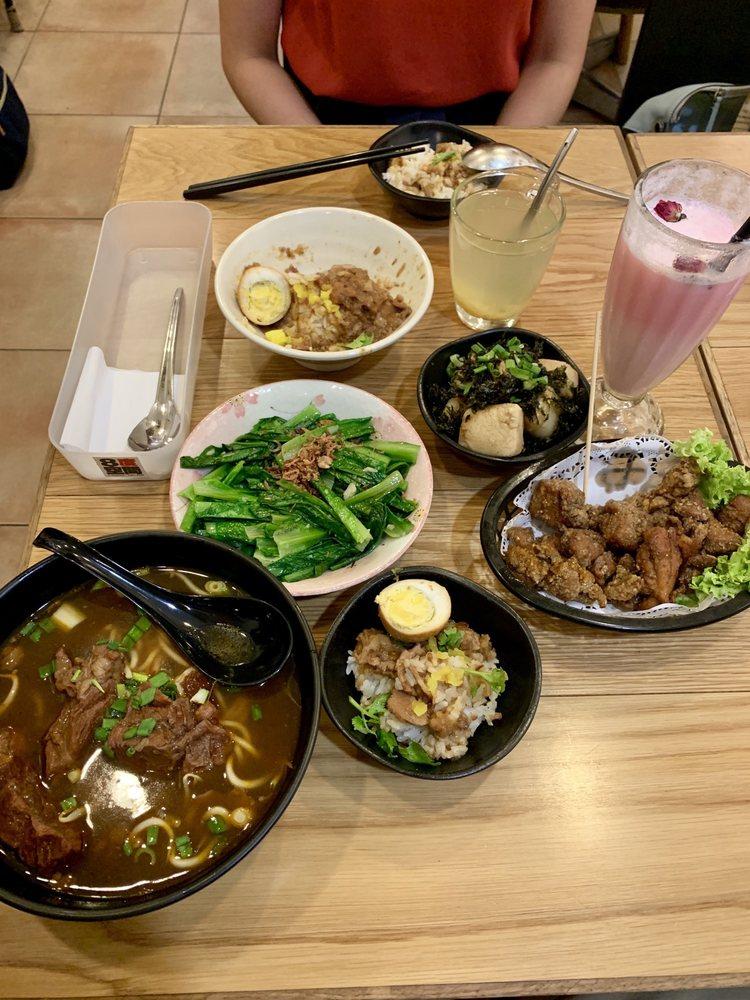8 Degrees Taiwanese Bistro Singapore