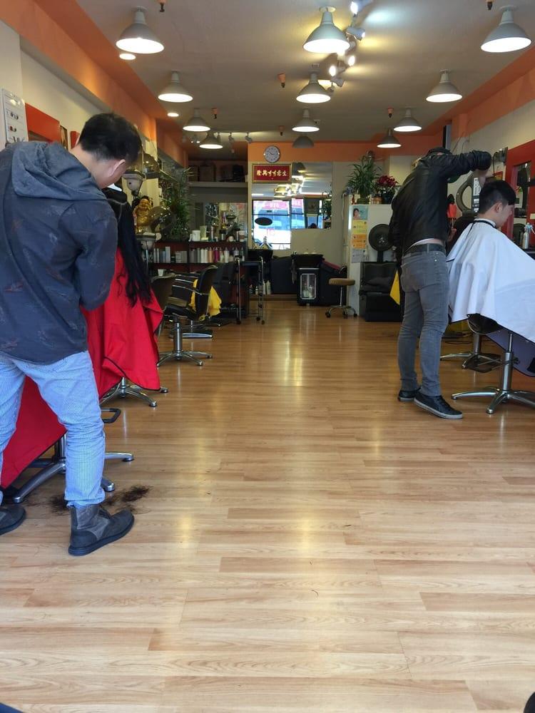 Interior yelp for 77 salon oakland