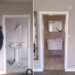 Bathroom Renovation Galway renovations and maintenance galway - 11 photos - roofing