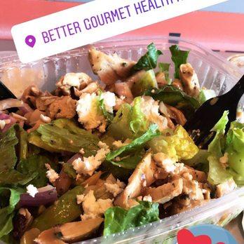 Better Gourmet Health Kitchen - Order Food Online - 52 Photos & 53 ...