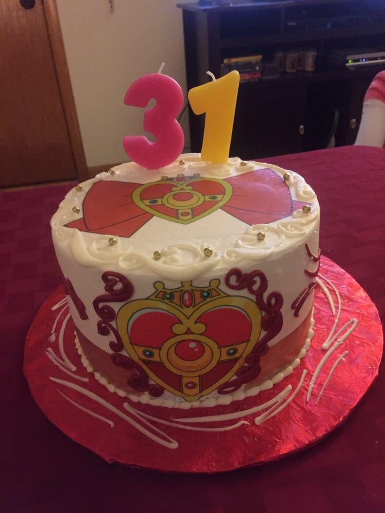 Sailormoon Cake Yelp