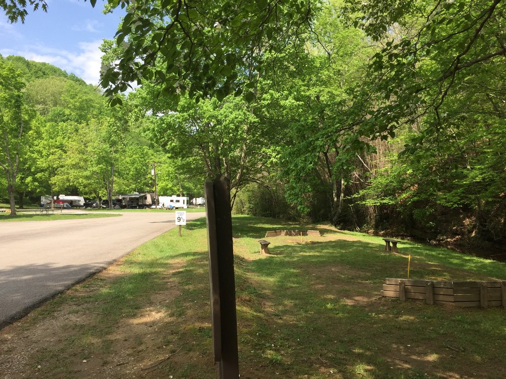 Greenbo Lake State Park Campground: 965 Lodge Rd, Greenup, KY