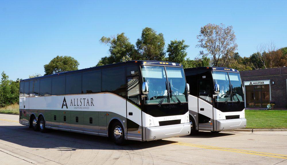 Allstar Chauffeured Services: 2505 Industrial Row Dr, Troy, MI