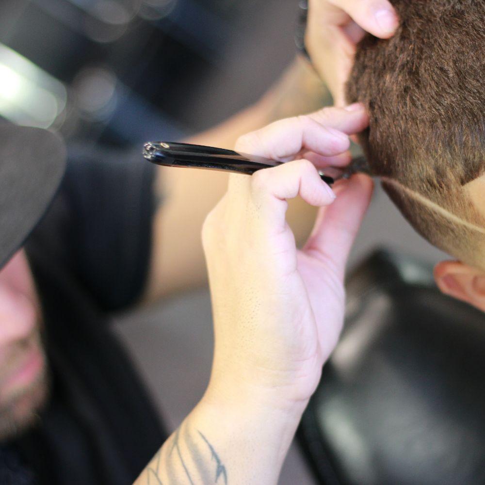 The Social Barber + Supply: 516 Anderson Ave, Cliffside Park, NJ