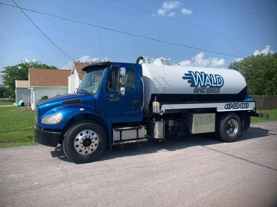 Wald Septic Service: Carterville, MO