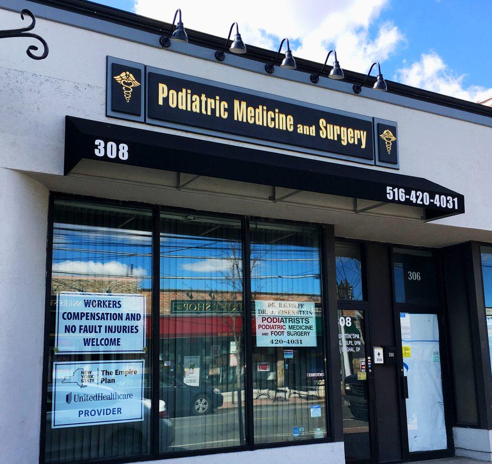 Farmingdale Podiatry: 308 Main St, Farmingdale, NY