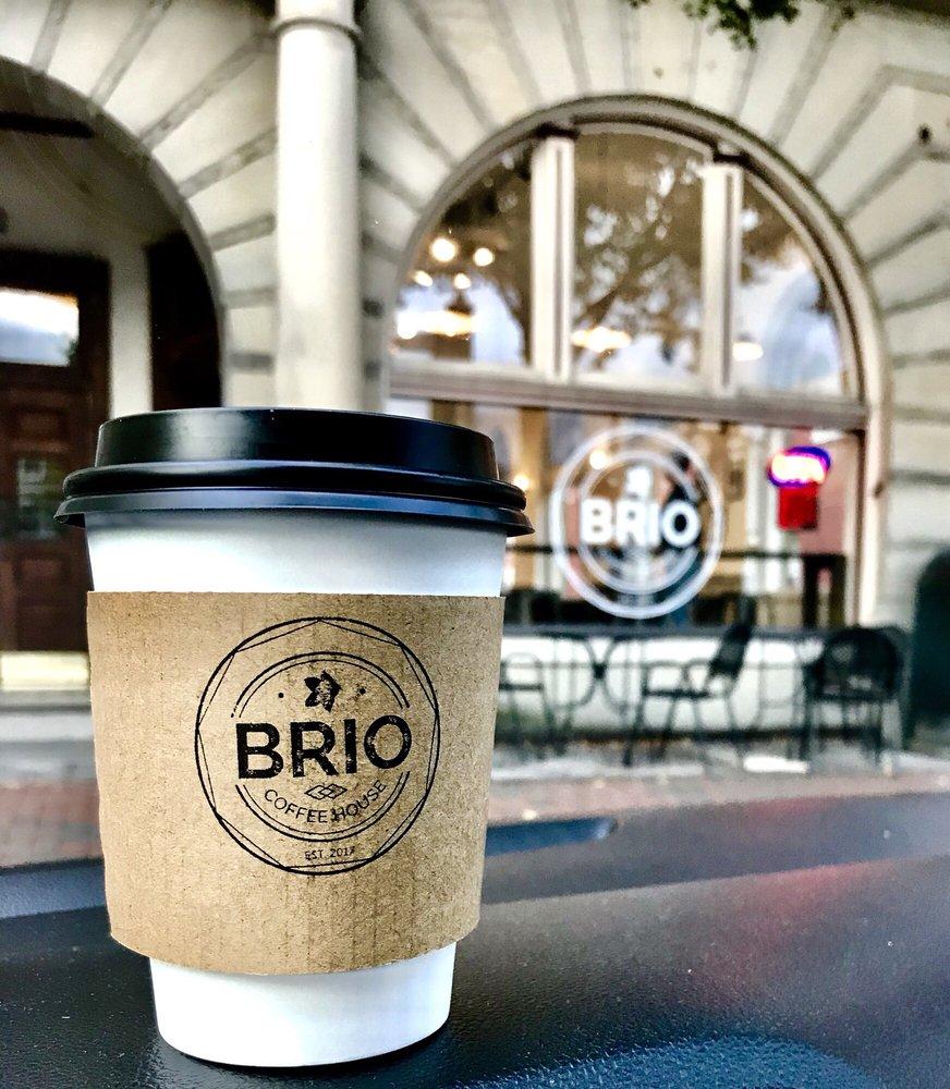 Brio Coffeehouse: 2 E Main St, Waynesboro, PA