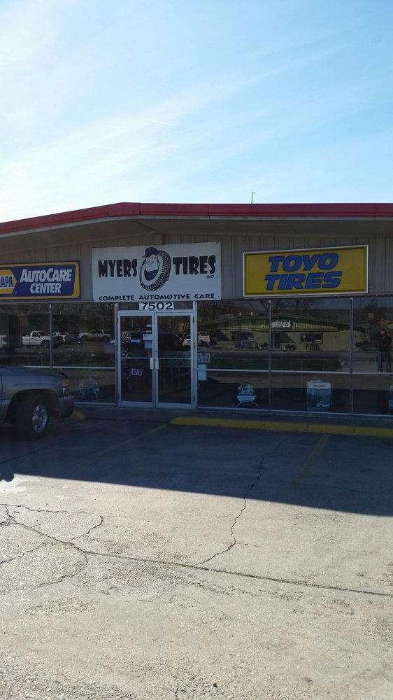 Myers Tires: 7502 Hwy 182 E, Morgan City, LA