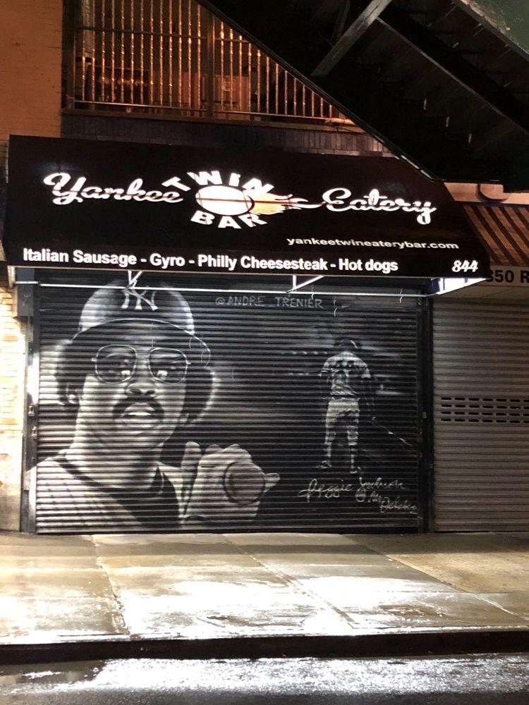 Yankee Twin Eatery Bar: 844 River Ave, bronx, NY