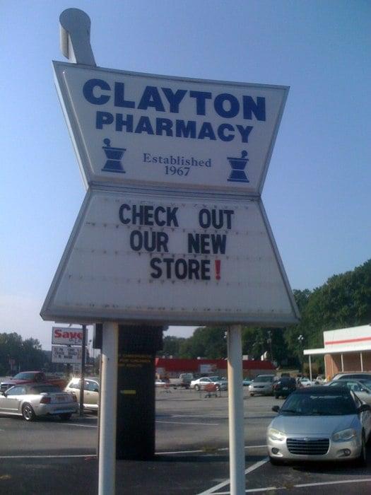 Clayton Pharmacy: 503 Alabama Ave S, Bremen, GA