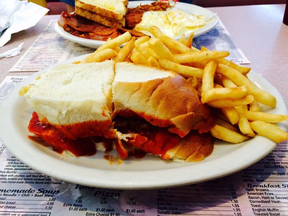 The Famous Tony S Steak Sandwich Yelp