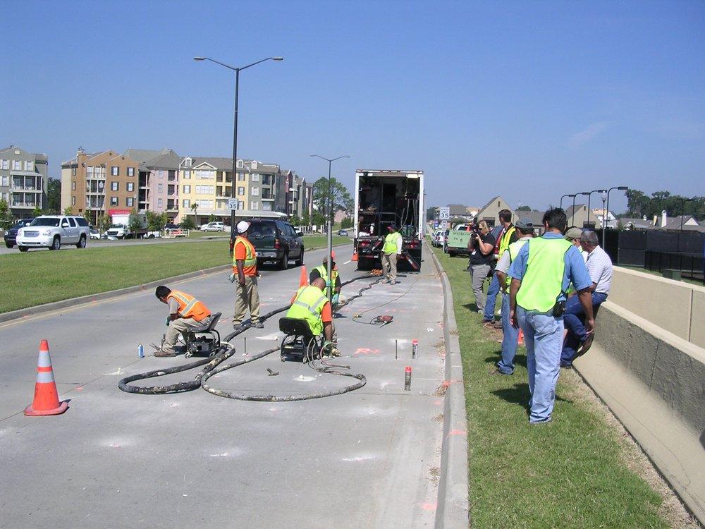Centerline Foundation Repairs: 7219 Johnston St, Lafayette, LA