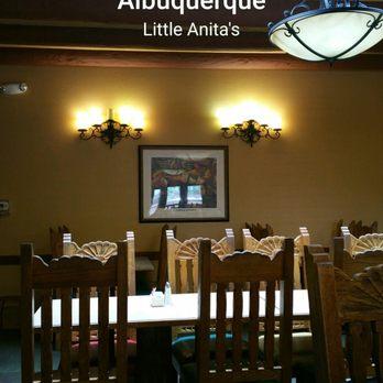 Anita Mexican Restaurant Albuquerque
