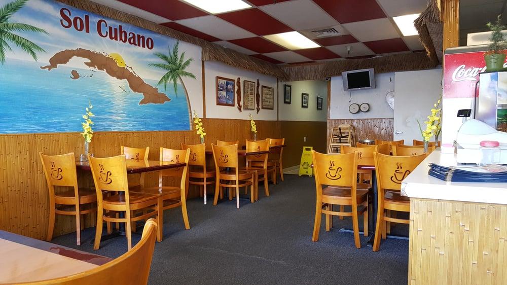 Sol Cubano Restaurant North Highlands Ca