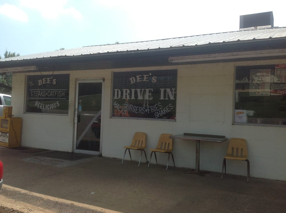 Dee's Drive In: Coal Hill, AR
