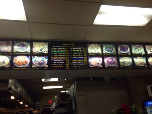 Elyria Chinese Restaurants
