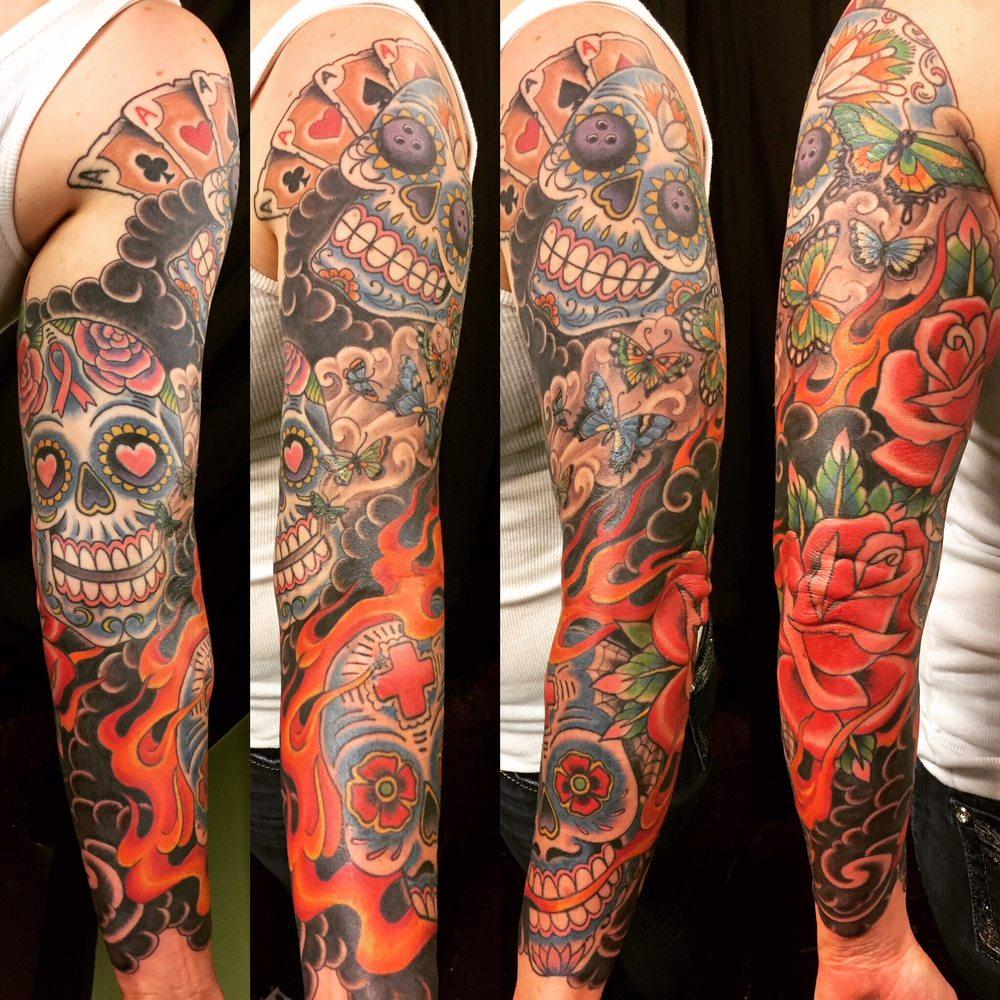 Triple Moon Tattoo: 745 W Johnson St, Raleigh, NC
