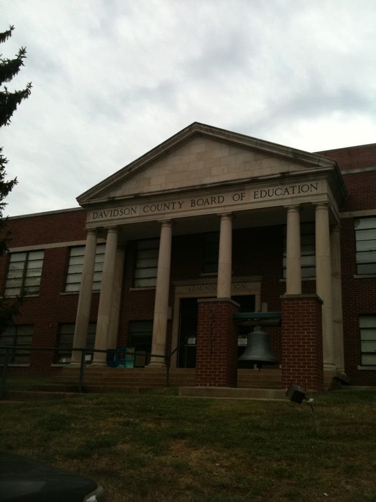 Metropolitan Board of Education School Information: 2601 Bransford Ave, Nashville, TN