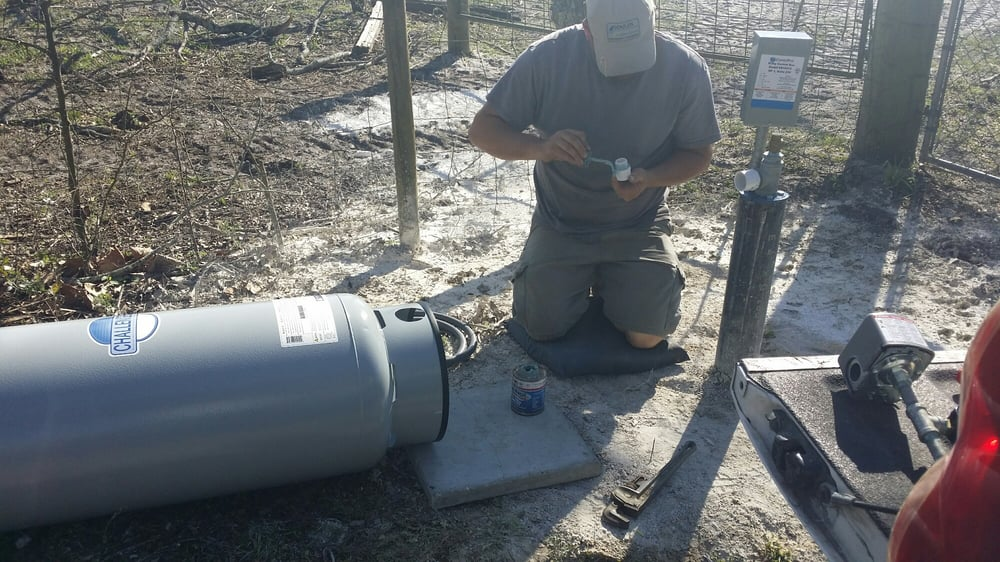 All Pumps and Well Repairs: 969 S Main St, Bell, FL
