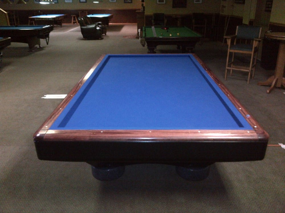 Photo Of Classic Billiards   Phoenixville, PA, United States. Gabriels  Kronos Heated 3C