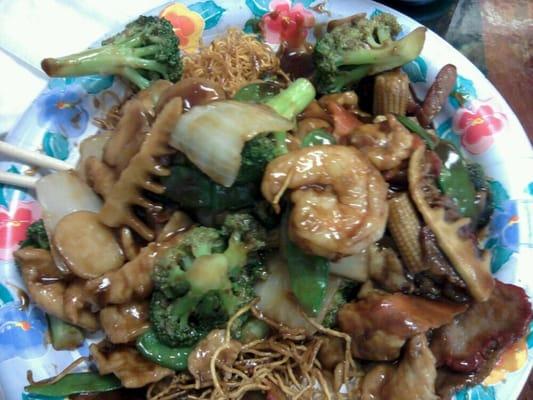 Chang Jiang Chinese Kitchen Menu