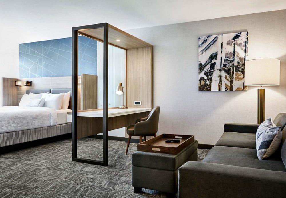 SpringHill Suites Oklahoma City Midwest City/Del City: 5400 Main St, Del City, OK