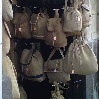 Bolsas Y Mochilas De Yute Artesania Y Manualidades Pedro - Manualidades-con-yute