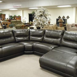 Charmant Photo Of Kerbyu0027s Furniture   Mesa, AZ, United States. Leather Sectional  With Chaise