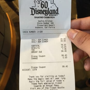 Goofy s kitchen 1603 photos 1090 reviews american for Magic kitchen menu
