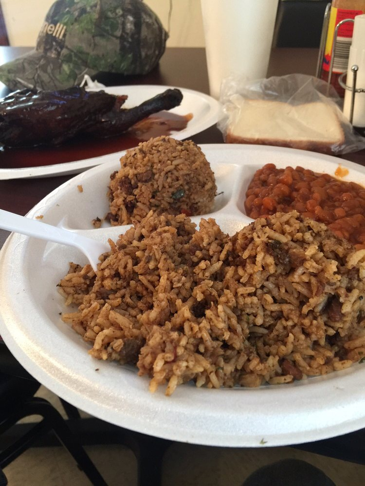 Heaven On Earth BBQ and Seafood: 615 Prater Rd, Westlake, LA