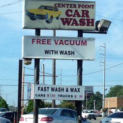 Center Point Number >> Center Point Car Wash Car Wash 1661 Center Point Pkwy