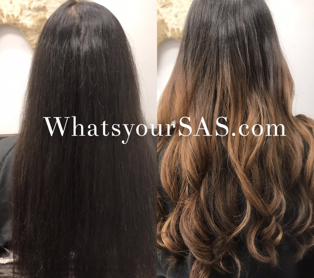 Balayage Hair Color In Soft Caramel Soften Your Look With Shades Of