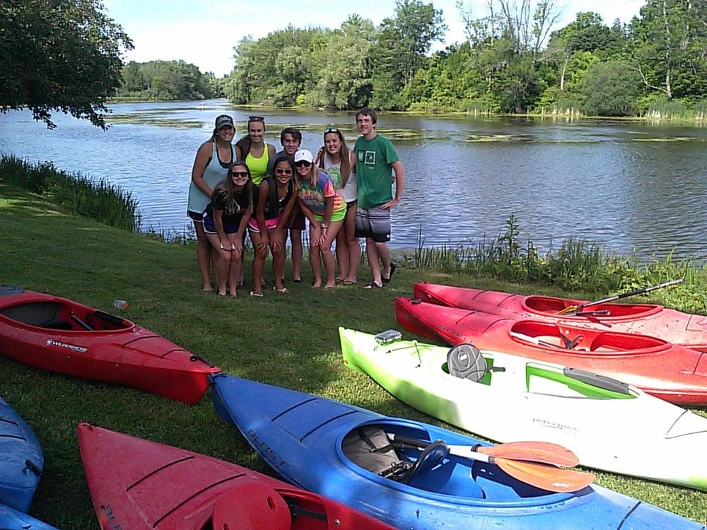 Lighthouse Kayak Canoe Rental: 22 E Buffalo St, Churchville, NY