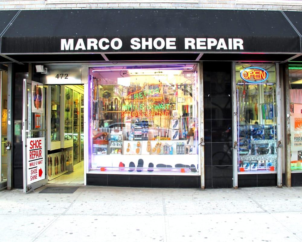 Marco Shoe Repair - 24 Photos & 25 Reviews - Shoe Repair - 472 3rd ...
