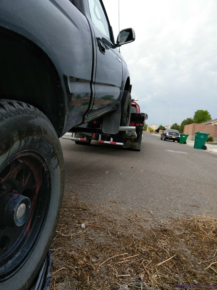 Towing business in Rio Rancho, NM