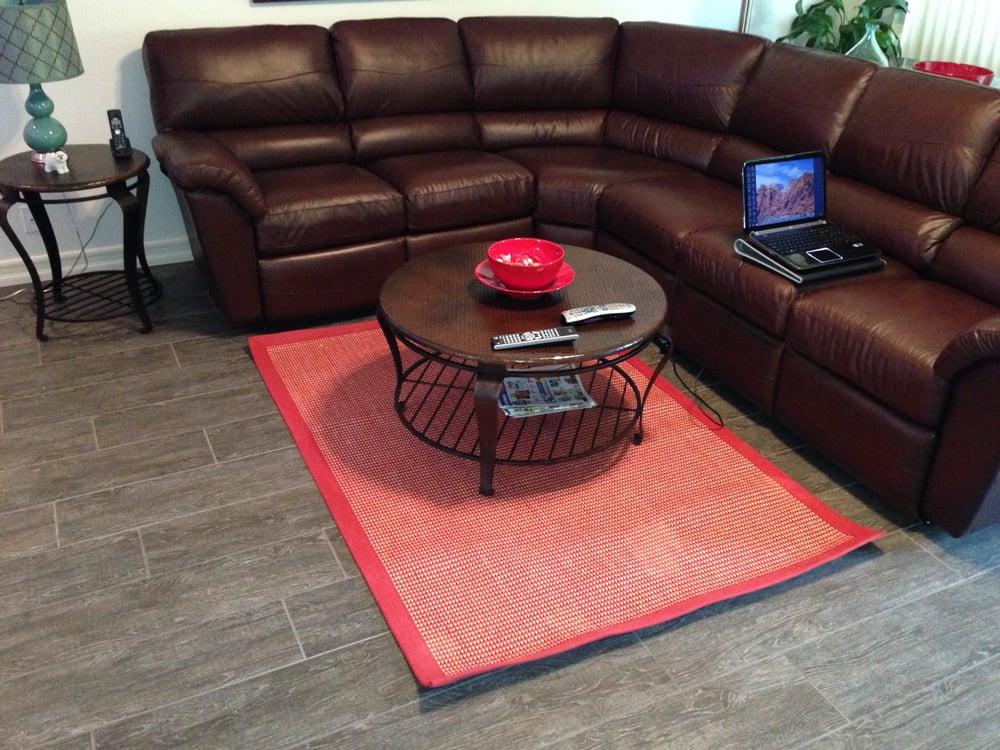 Mohawk treyburne noir oak yelp for Expert flooring solutions