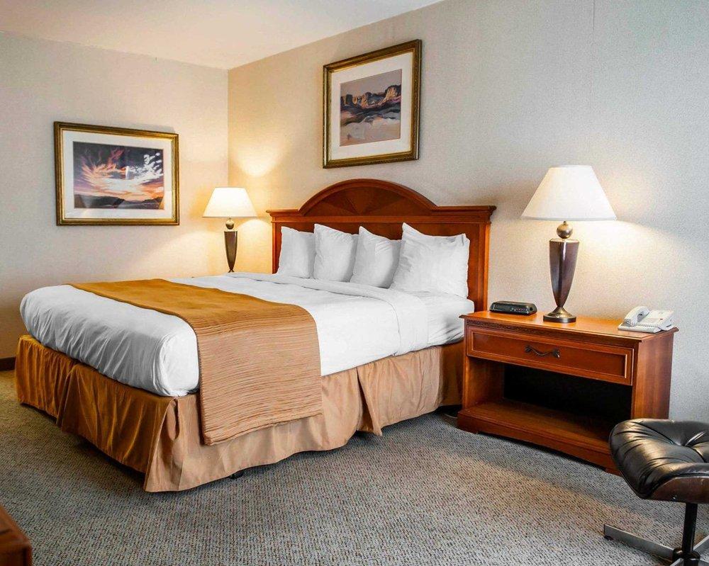 Quality Inn: 3716 E Tucumcari Blvd, Tucumcari, NM
