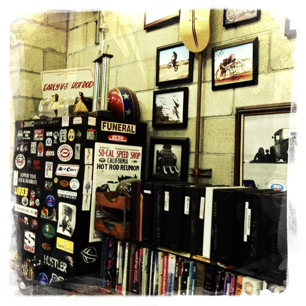 So-Cal Speed Shop - Auto Parts & Supplies - 1357 E Grand Ave