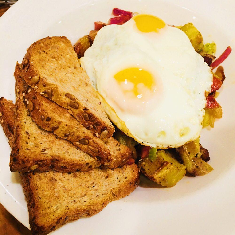 Fitzwater Cafe Menu Breakfast